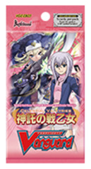 CFV-EB05 Celestial Valkyries (English) Cardfight Vanguard Extra Booster Pack
