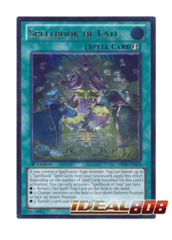 Spellbook of Fate - ABYR-EN059 - Ultimate Rare - Unlimited Edition