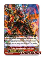 Flame Emperor Dragon King, Iresist Dragon - G-FC03/013 - RRR