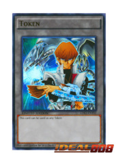 Token - LDK2-ENT02 - Ultra Rare - 1st Edition