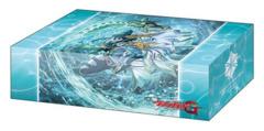 Bushiroad Cardfight!! Vanguard Vol.177 Storage Box - Marine General of Heavenly Silk, Lambros