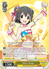 Miria Akagi [IMC/W41-E002SP SP (SIGNED FOIL)] English