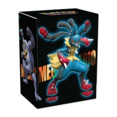Pokemon Mega Lucario Deck Box