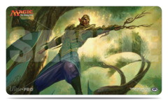 Magic the Gathering Aether Revolt Playmat - Rishkar, Peema Renegade (#86494)