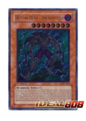 Destiny Hero - Dreadmaster - EOJ-EN004 - Ultimate Rare - Unlimited Edition