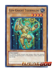 Gem-Knight Tourmaline - Super - HA05-EN003 (Unlimited) on Ideal808