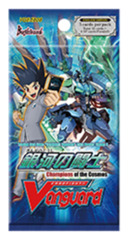 CFV-EB08 Champions of the Cosmos (English) Cardfight Vanguard Extra Booster Pack