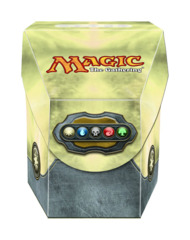 Magic the Gathering Commander Deck Box - Mana White