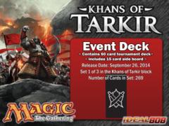 Magic Khans of Tarkir (KTK) Event Deck on Ideal808