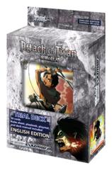 Attack on Titan (English) Weiss Schwarz Trial Deck