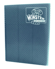 Monster Protectors 9 Pocket Binder - Dark Blue on Ideal808