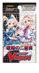 CFV-EB10 Divas Duet (English) Cardfight Vanguard Extra Booster Pack