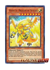 Hieratic Dragon of Sutekh - Ultra - GAOV-EN025 (Unlimited) on Ideal808