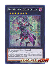 Legendary Magician of Dark - WSUP-EN052 - Prismatic Secret Rare - 1st Edition