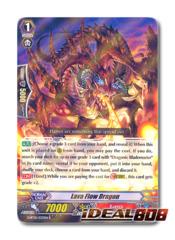 Lava Flow Dragon - G-BT01/032EN - R