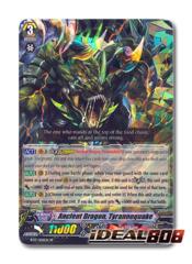Ancient Dragon, Tyrannoquake - BT17/S05EN - SP