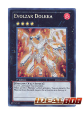 Evolzar Dolkka - PHSW-EN086 - Secret Rare - Unlimited Edition