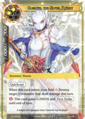 Glorius, the Silver Knight [CFC-006 SR (Foil)] English