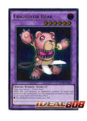 Frightfur Bear - NECH-EN046 - Ultimate Rare - Unlimited Edition