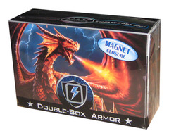 Dragons Fury Double Deck Box on Ideal808