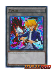 Token - LDK2-ENT03 - Ultra Rare - 1st Edition