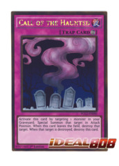 Call of the Haunted - PGL2-EN090 - Gold Rare - 1st Edition