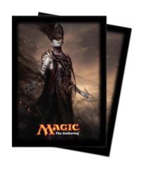 Magic the Gathering THS Theros Sleeve 80ct. - Ashiok, Nightmare Weaver