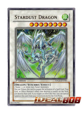 Stardust Dragon - Ultra - TDGS-EN040 (1st Edition) on Ideal808