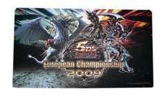 2009 European Championship Dark Armed Dragon/Judgment Dragon Playmat on Ideal808