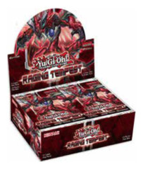 Raging Tempest (1st Edition) Booster Box