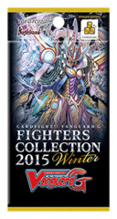 G-FC02 Fighters Collection 2015 Winter (English) Cardfight Vanguard Booster Pack