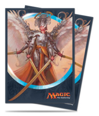 Magic the Gathering Kaladesh Ultra Pro Sleeve 80ct - Angel of Invention (#86408)