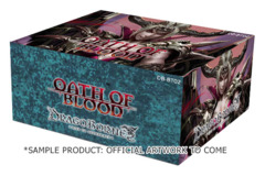 DB-BT02 Oath of Blood (English) Dragoborne Booster Box * PRE-ORDER Ships Nov.10