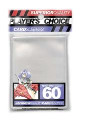 Player's Choice Yu-Gi-Oh! Card Sleeves - Clear
