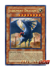 Judgment Dragon - LODT-EN026 - Secret Rare - Unlimited Edition