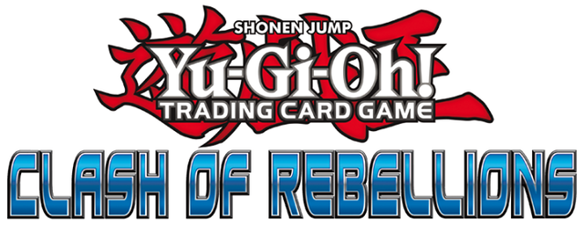 Yugioh Clash of Rebellions Booster Box (1st Edition)