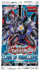 Yugioh Clash of Rebellions Booster Pack (1st Edition)