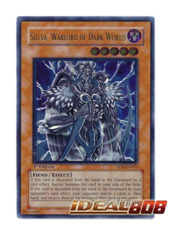 Sillva, Warlord of Dark World - Ultimate - EEN-EN023 (Unlimited) on Ideal808