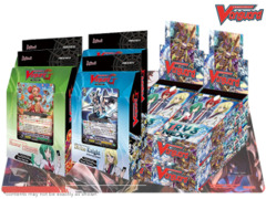Cardfight Vanguard G-CHB01 G-TD11 G-TD12 Ultimate Pack - Get x4 TRY3 NEXT Box; x2 Divine Knight; x2 Flower Princess Decks