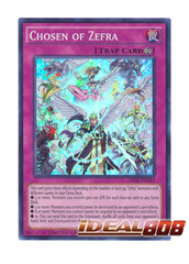Chosen of Zefra - CROS-ENAE2 - Super Rare - Limited Edition