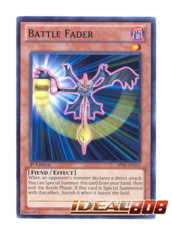Battle Fader - BP01-EN211 - Starfoil Rare - 1st Edition