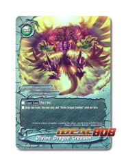 Divine Dragon Creation [H-EB04/0068EN RR (FOIL)] English