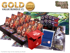Force of Will L02 Bundle (C) Gold - x6 Legacy Lost Booster Box + FREE BONUS Items * PRE-ORDER Ships Dec.9