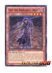 The Six Samurai - Irou - SDWA-EN008 - Common - 1st Edition
