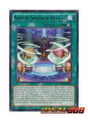 Super Soldier Ritual - MP16-EN146 - Rare - 1st Edition