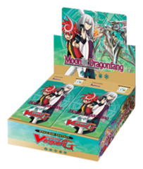 G-BT05 Moonlit Dragonfang (English) G Booster Box