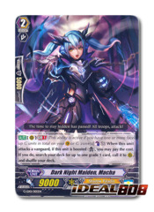 Dark Night Maiden, Macha - G-LD01/005EN - TD