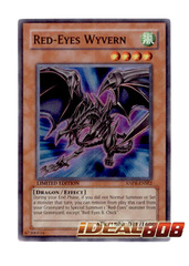 Red-Eyes Wyvern - ANPR-ENSE2 - Super Rare - 1st Edition