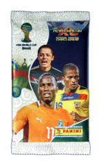 Panini Adrenalyn 2014 FIFA World Cup Brazil Booster Pack [Official Soccer Trading Card Game] on Ideal808