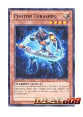 Photon Thrasher - BP02-EN103 - Mosaic Rare - 1st